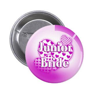Botón menor de la novia