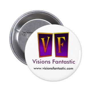 """Botón """"moderno"""" fantástico de las visiones"""