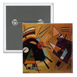 Botón Negro-violeta de Kandinsky