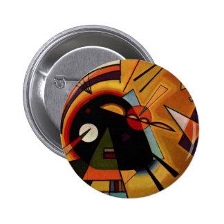Botón negro y violeta de Kandinsky