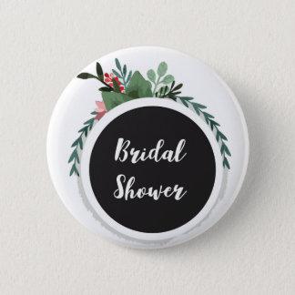 Botón nupcial de la ducha