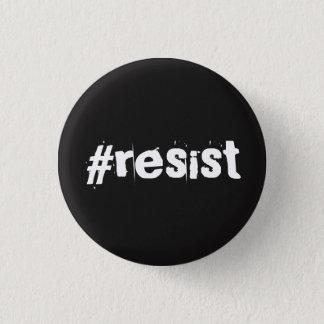 Botón oficial del #RESIST