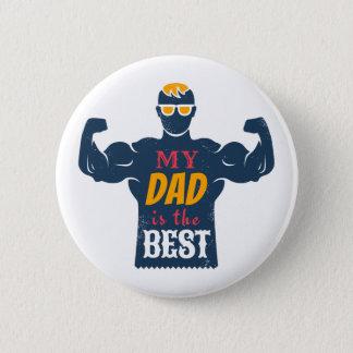 Botón para el día de padre