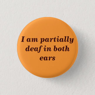 Botón parcialmente sordo