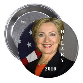 Botón presidencial de Canidate