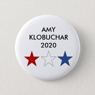 Botón presidencial de Klobuchar 2020 del Amy