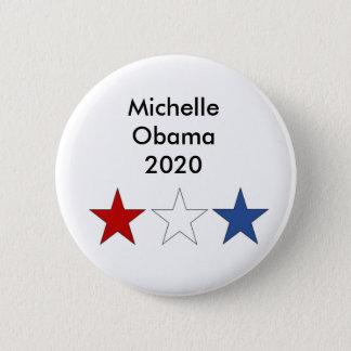 Botón presidencial de Michelle Obama 2020