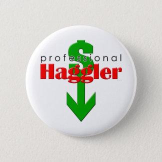Botón profesional de Haggler
