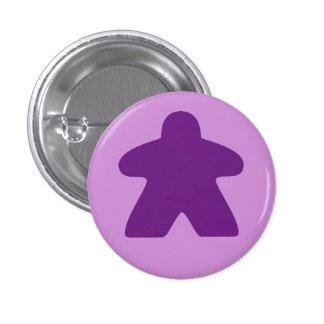 Botón púrpura de Meeple