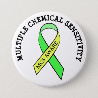 Botón químico múltiple del desorden MCSD de la