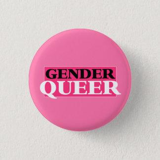 Botón raro del género (rosa)