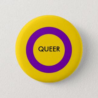 Botón raro del orgullo de Intersex