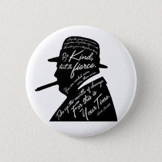 Botón redondo de Churchill