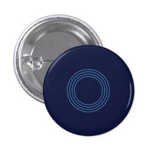 Botón redondo estándar moderno del modelo de lunar