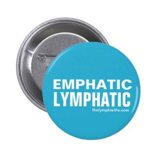"Botón redondo ""linfático"" enfático - tamaños"