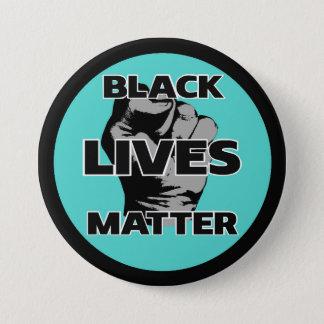 Botón regular de la materia negra de las vidas