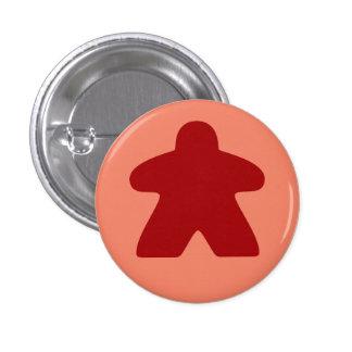 Botón rojo de Meeple