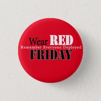 Botón ROJO de viernes