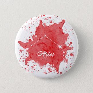 Botón rojo del aries