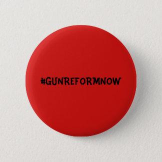 Botón rojo del arma anti del asalto del