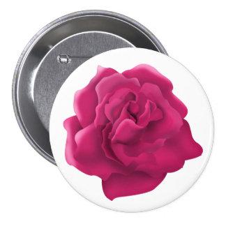 Botón rosado de la flor