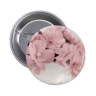 Botón rosado de las begonias