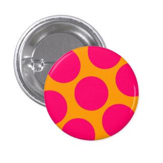 Botón rosado del lunar