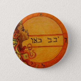 Botón sacro del sello de Chakra Solomon