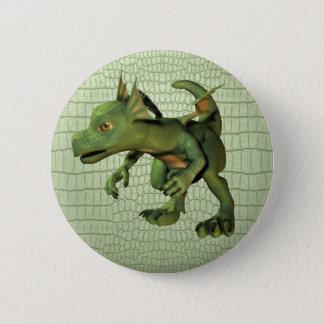 Botón Scaley del dragón