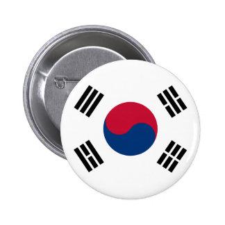Botón surcoreano