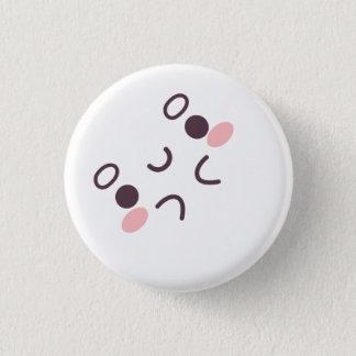 Botón tímido de Kaomoji