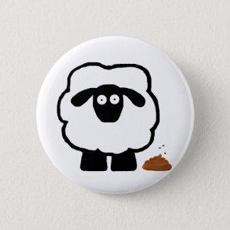 Botón vacío de las ovejas