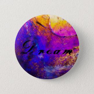 Botón vibrante ideal colorido/Pin