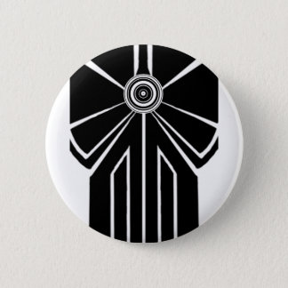 Botones con los gráficos asombrosos chapa redonda de 5 cm