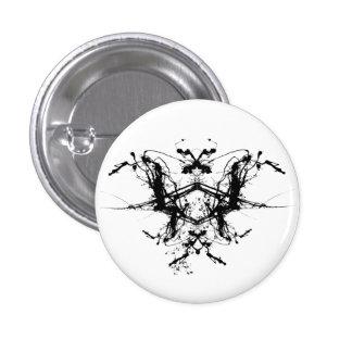 Botones de Andy Howell Chapa Redonda De 2,5 Cm