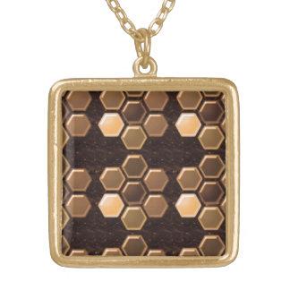 Botones de oro grimpola personalizada
