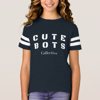 Bots lindos colectivos camiseta