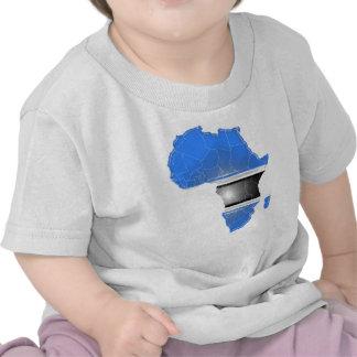 Botswana Camisetas