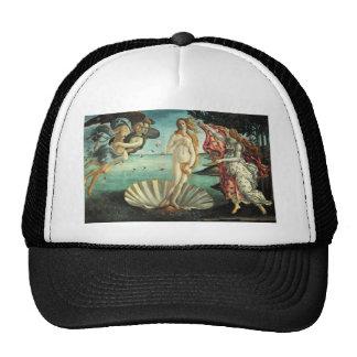 Botticelli - nacimiento de Venus Gorras De Camionero