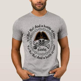 Bottle of Rum Camiseta