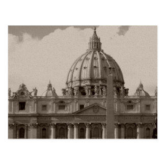 Bóveda de la basílica Roma de St Peters Postal