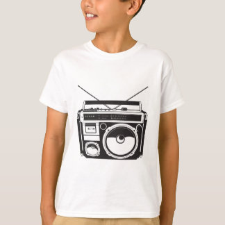 ☞ box de boom Oldschool, Cassette Player/ Camiseta