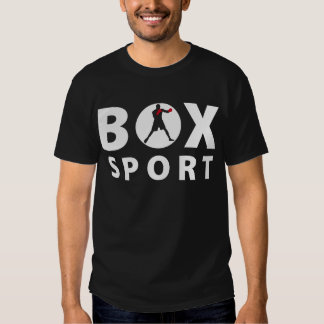 Boxeo c 2c black camisetas