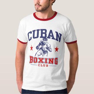 Boxeo cubano camiseta