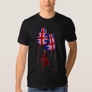 Boxeo de Reino Unido Camiseta