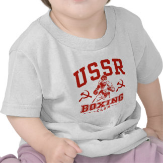 Boxeo de URSS Camiseta