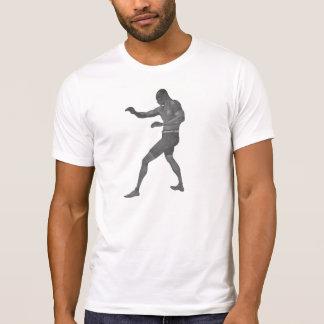 boxeo del vintage camiseta