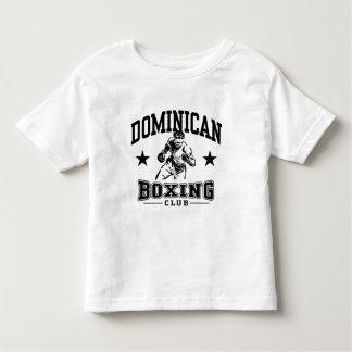Boxeo dominicano camiseta de bebé