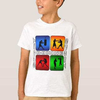 Boxeo espectacular camiseta