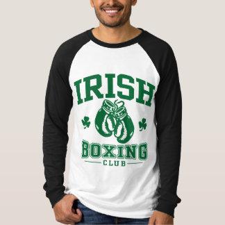 Boxeo irlandés camiseta